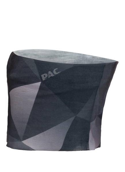 P.A.C. Multifunktionstuch OCEAN UPCYCLING, Farbe: GRAU (Bild 1)