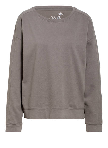 Juvia Sweatshirt , Farbe: DUNKELGRAU (Bild 1)