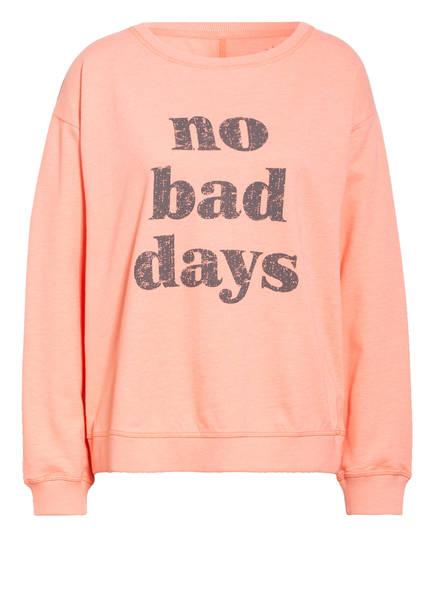 Juvia Sweatshirt , Farbe: LACHS (Bild 1)