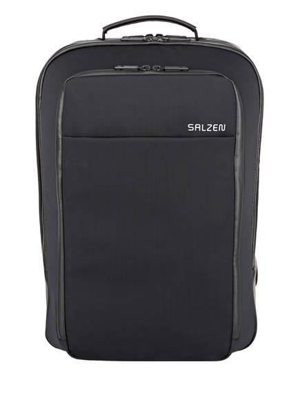 SALZEN Rucksack ORIGINATOR mit Laptop-Fach, Farbe: SCHWARZ (Bild 1)