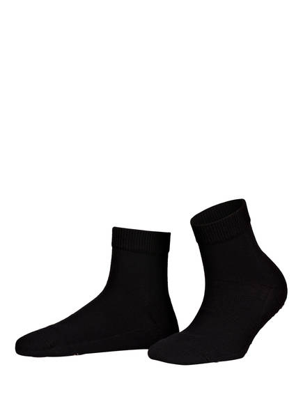 FALKE Stoppersocken LIGHT CUDDLE PADS , Farbe: 3000 BLACK (Bild 1)