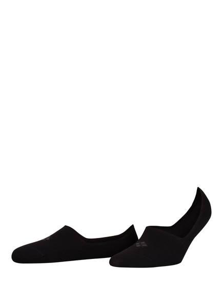 Burlington 2er-Pack Sneakersocken , Farbe: 3000 BLACK (Bild 1)