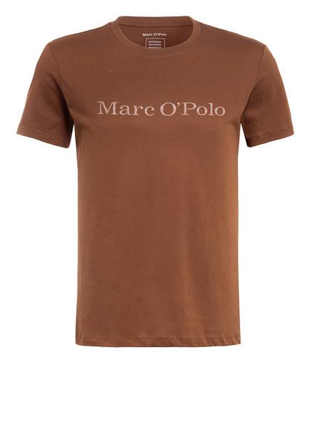 Marc O'Polo T-Shirt, Farbe: BRAUN (Bild 1)