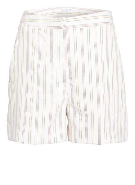 CLAUDIE PIERLOT Shorts ELIXIR, Farbe: WEISS/ GELB/ ROT (Bild 1)