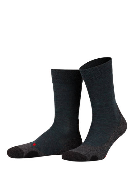 FALKE Trekking-Socken TK2, Farbe: 7371 SCARAB (Bild 1)