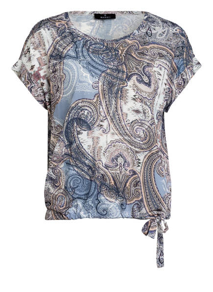 monari T-Shirt , Farbe: DUNKELBLAU/ NUDE/ BLAUGRAU (Bild 1)