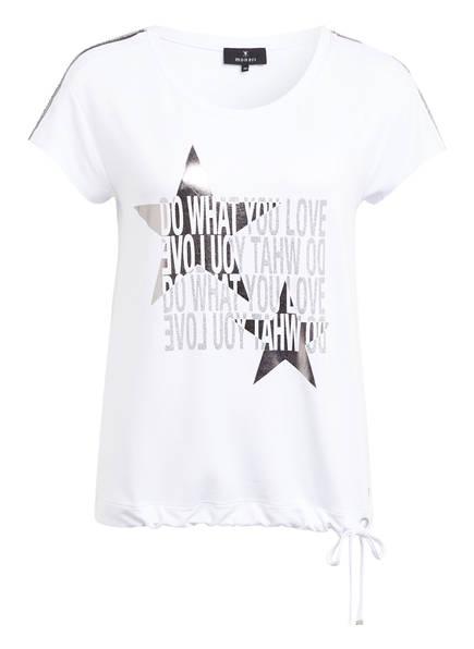 monari T-Shirt, Farbe: WEISS/ SILBER (Bild 1)