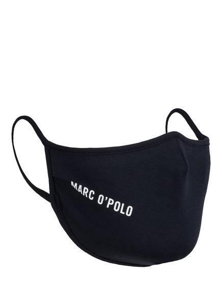 Marc O'Polo Mund- und Nasenmaske, Farbe: DUNKELBLAU (Bild 1)