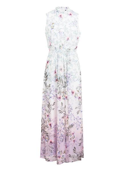 Phase Eight Kleid WILHELMINA, Farbe: WEISS/ GRÜN/ HELLLILA (Bild 1)
