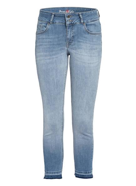 Buena Vista 7/8-Jeans TUMMYLESS, Farbe: 2076 BLEACHED DENIM BLUE (Bild 1)
