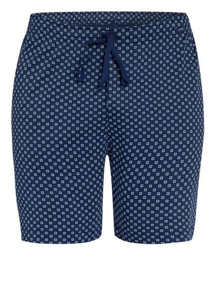 mey Lounge-Shorts , Farbe: DUNKELBLAU/ HELLBLAU/ GRAU (Bild 1)