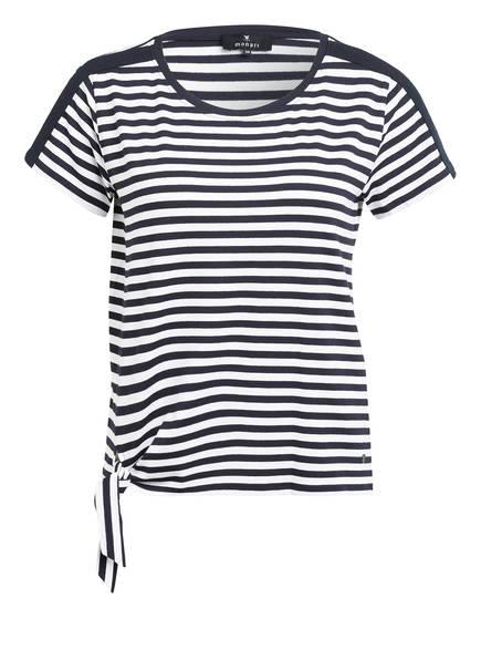 monari T-Shirt, Farbe: DUNKELBLAU/ WEISS (Bild 1)