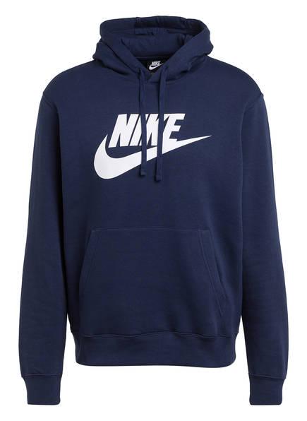 Nike Hoodie CLUB FLEECE, Farbe: NAVY (Bild 1)