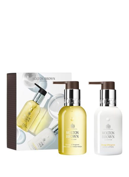 MOLTON BROWN ORANGE & BERGAMOT HAND COLLECTION (Bild 1)