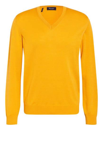 MAERZ MUENCHEN Pullover, Farbe: DUNKELGELB (Bild 1)