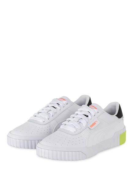 PUMA Sneaker CALI , Farbe: WEISS (Bild 1)