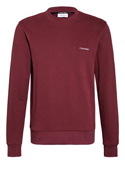 Calvin Klein Sweatshirt, Farbe: DUNKELROT (Bild 1)