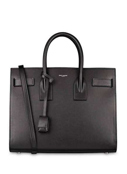 SAINT LAURENT Handtasche SAC DE JOUR SMALL, Farbe: SCHWARZ (Bild 1)