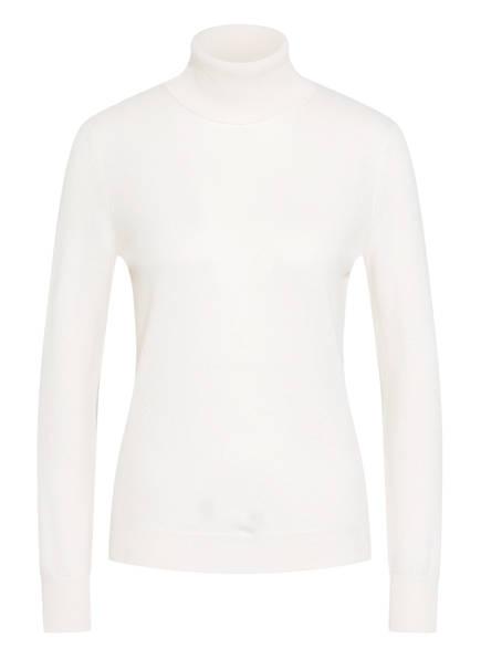 lilienfels Rollkragenpullover aus Cashmere, Farbe: CREME (Bild 1)