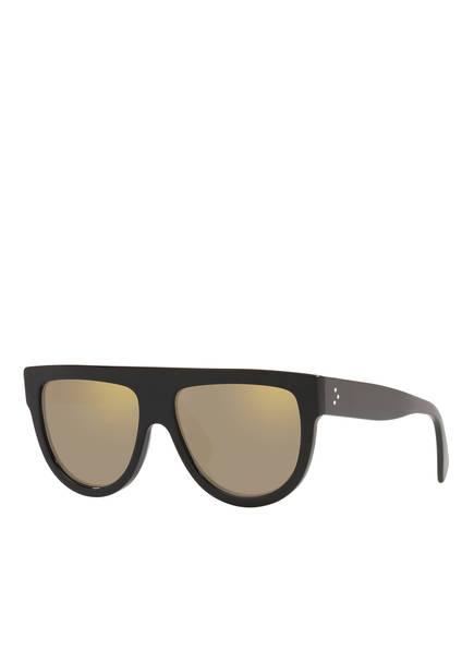 CELINE Sonnenbrille CL000192, Farbe: 1330L8 - SCHWARZ/ GRAU VERSPIEGELT (Bild 1)