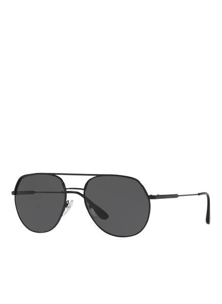 PRADA Sonnenbrille PR55US, Farbe: 1AB5S0 - SCHWARZ/ GRAU (Bild 1)
