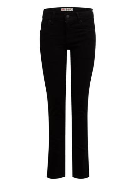 Levi's® Jeans 510 Skinny Fit , Farbe: 508 BLACK STRETCH (Bild 1)