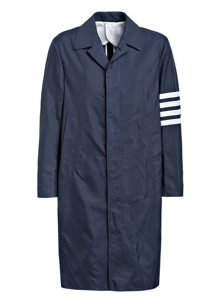 THOM BROWNE. Mantel, Farbe: DUNKELBLAU (Bild 1)
