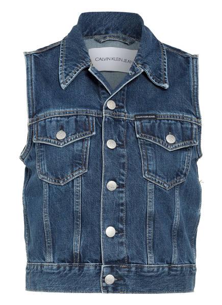 Calvin Klein Jeans Jeans-Weste, Farbe: BLAU (Bild 1)