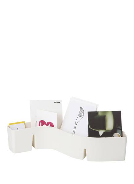 vitra Schreibtisch-Organizer S-TIDY, Farbe: WEISS (Bild 1)