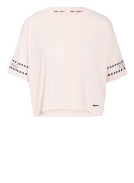 Nike T-Shirt PRO DRI-FIT, Farbe: KORALLE (Bild 1)
