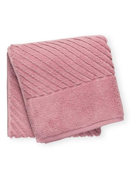 en VOGUE Handtuch DIAGONAL AIR, Farbe: ROSA (Bild 1)