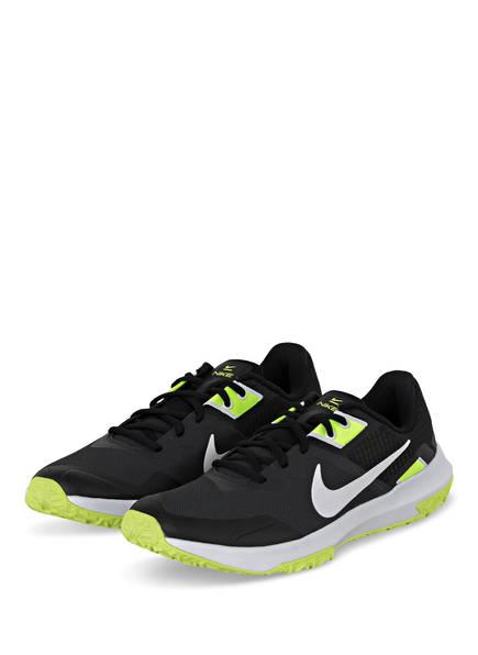 Nike Trainingsschuhe NIKE VARSITY COMPETE TR 3, Farbe: GRAU/ SCHWARZ/ NEONGELB (Bild 1)
