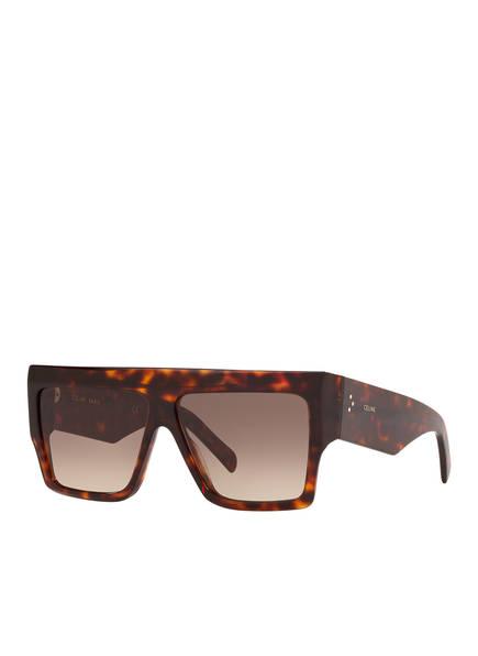 CELINE Sonnenbrille CL000240, Farbe: 4430D4 - HAVANA/ BRAUN VERLAUF (Bild 1)