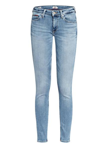 TOMMY JEANS Skinny Jeans SOPHIE, Farbe: 1BK RAZEL LIGHT BLUE STRETCH (Bild 1)
