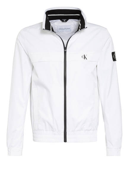 Calvin Klein Jeans Blouson HARRINGTON, Farbe: WEISS (Bild 1)