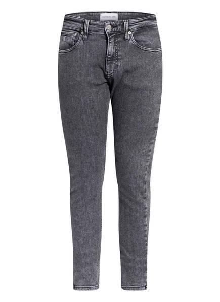 Calvin Klein Jeans Jeans Skinny Fit , Farbe: 1BY AB003 MID GREY (Bild 1)