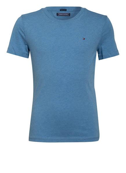 TOMMY HILFIGER T-Shirt , Farbe: HELLBLAU (Bild 1)