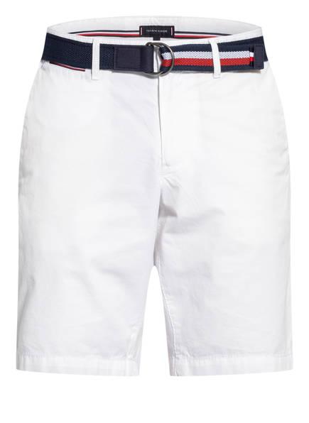 TOMMY HILFIGER Chino-Shorts BROOKLYN Straight Fit , Farbe: WEISS (Bild 1)
