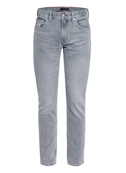 TOMMY HILFIGER Jeans DENTON Straight Fit , Farbe: 1B3 BISON GREY BLUE (Bild 1)