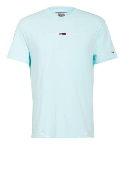 TOMMY JEANS T-Shirt, Farbe: HELLBLAU (Bild 1)