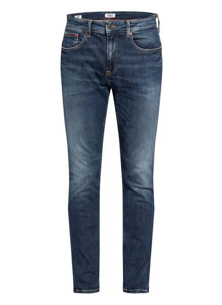 TOMMY JEANS Jeans AUSTIN Tapered Fit , Farbe: 1BK DANNY DARK BLUE STRETCH (Bild 1)