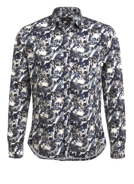 CINQUE Hemd CISPUKY Slim Fit, Farbe: DUNKELBLAU/ WEISS (Bild 1)