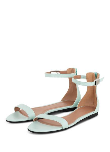 BOSS Sandalen CARINE, Farbe: MINT (Bild 1)
