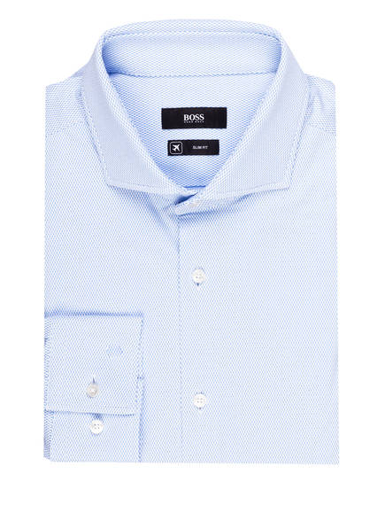 BOSS Hemd JASON Slim Fit, Farbe: HELLBLAU/ BLAU (Bild 1)