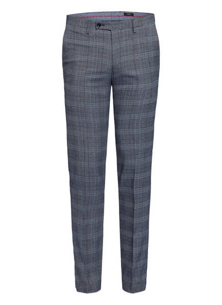 CINQUE Anzughose CIBRAVO Slim Fit, Farbe: 68 DUNKELBLAU/ WEISS/ HELLBRAUN KARIERT (Bild 1)