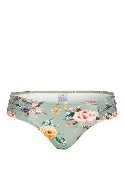 watercult Bikini-Hose BOHO BLOSSOM , Farbe: GRÜN/ ROSÉ/ DUNKELGELB (Bild 1)