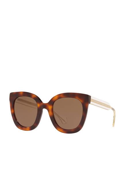 GUCCI Sonnenbrille GC001334, Farbe: 4402D1 - HAVANNA/ BRAUN (Bild 1)