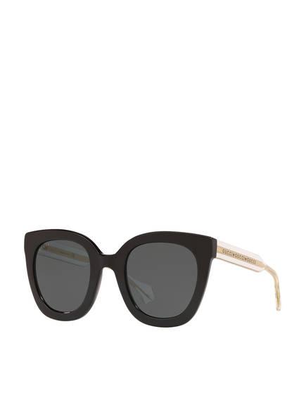GUCCI Sonnenbrille GC001334, Farbe: 1330L1 - SCHWARZ/ GRAU (Bild 1)