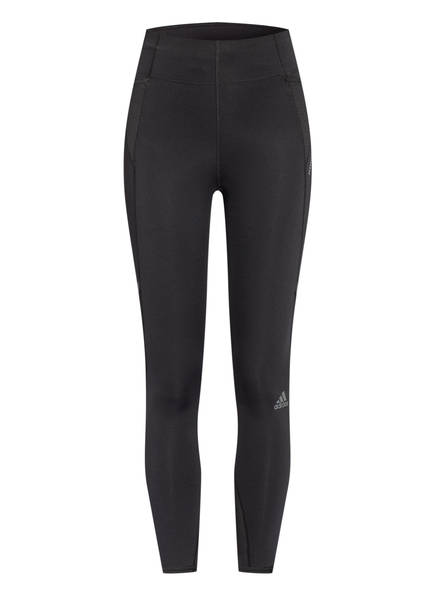 adidas Tights HOW WE DO TIGHT, Farbe: SCHWARZ (Bild 1)