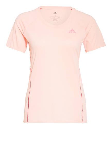 adidas Laufshirt RUNNER, Farbe: APRICOT (Bild 1)